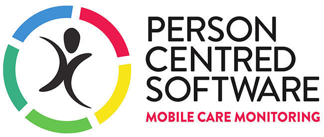 Person Centred Software Mobile Care Monitoring