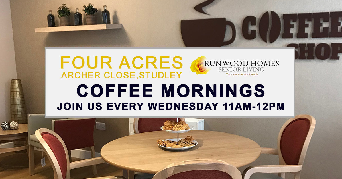 Four Acres Coffee Mornings