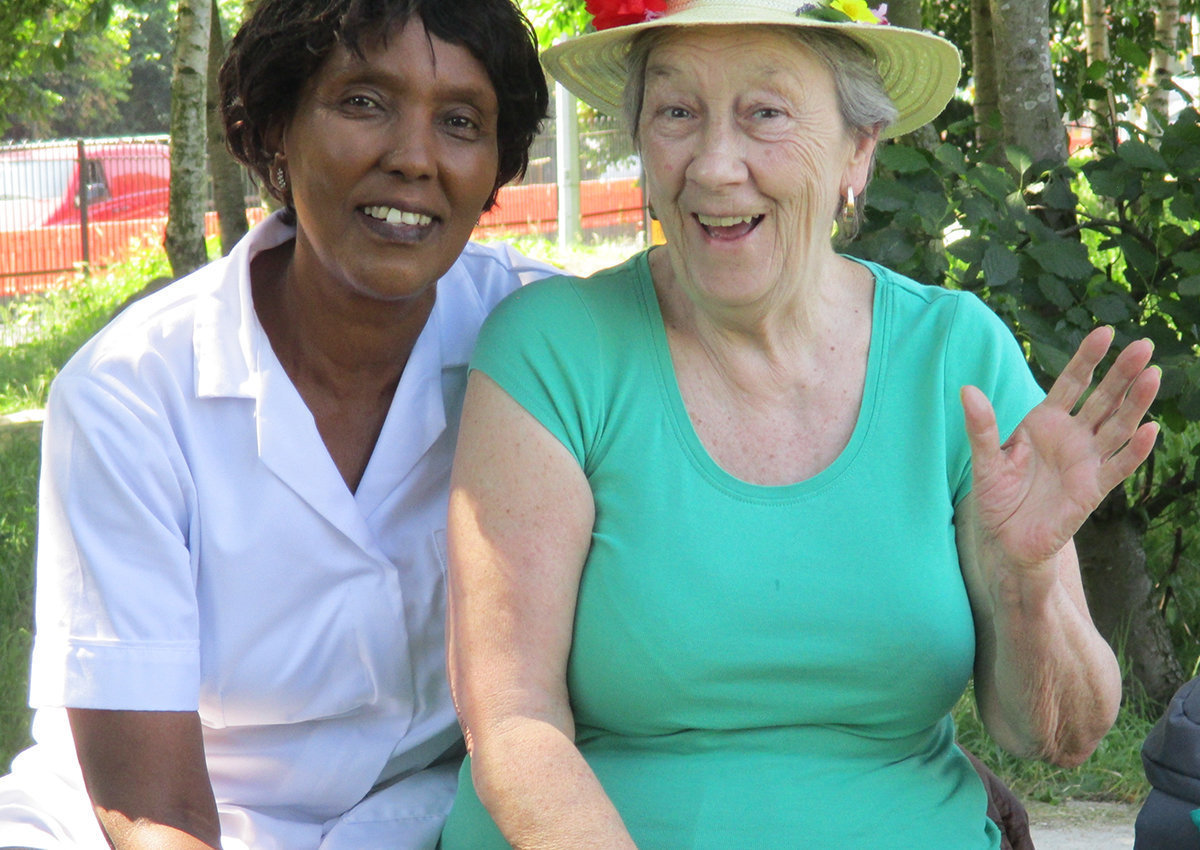 Jubilee Court Care Home with Nursing