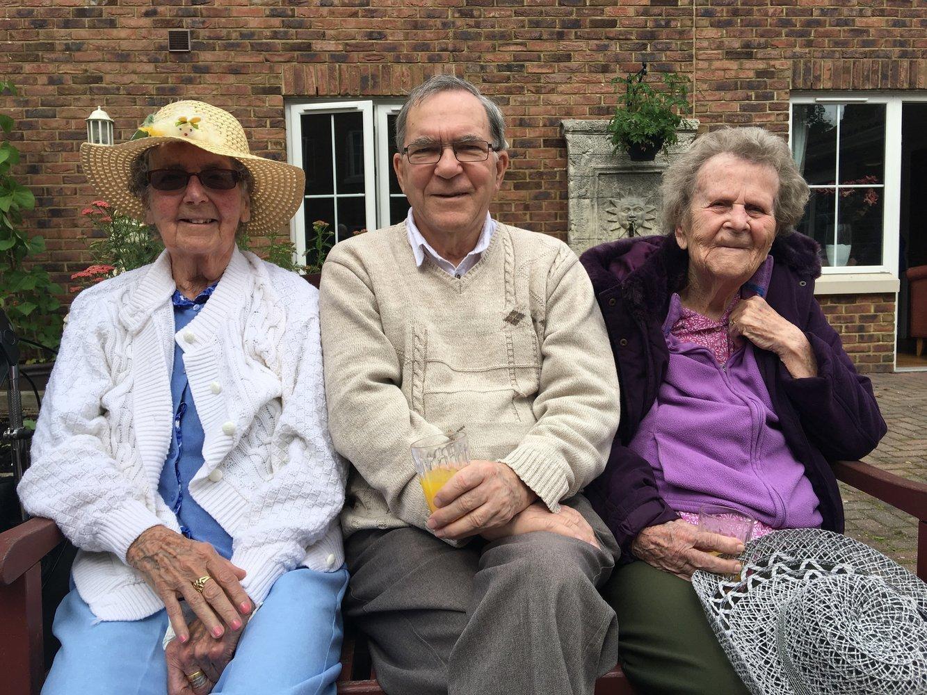 Family at Silvanna Court