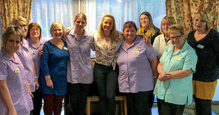 Rowena House achieves official improved care rating