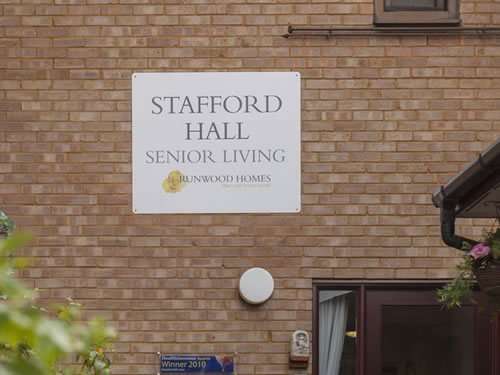 Stafford Hall