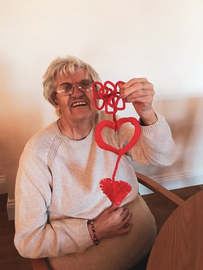 Residents gear up for romantic Valentines Day across Runwood Homes!