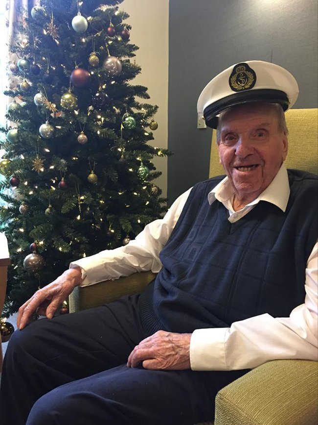 Four Acres residents embark on Christmas Cruise