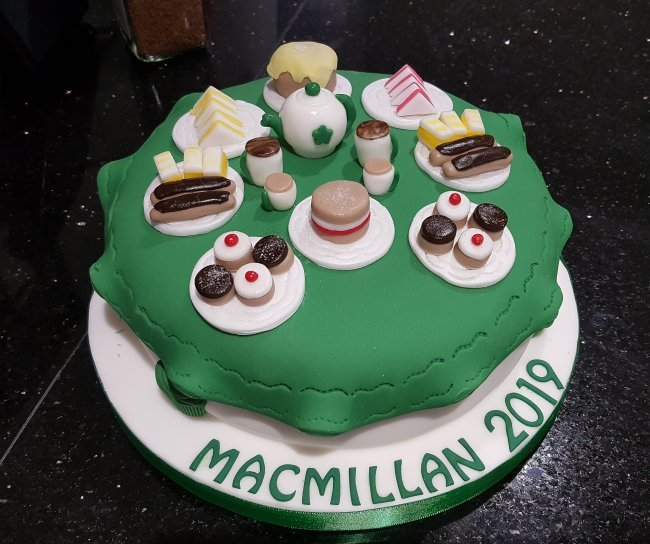 Chelmunds Court host Macmillan Coffee Morning to raise funds towards cancer support.