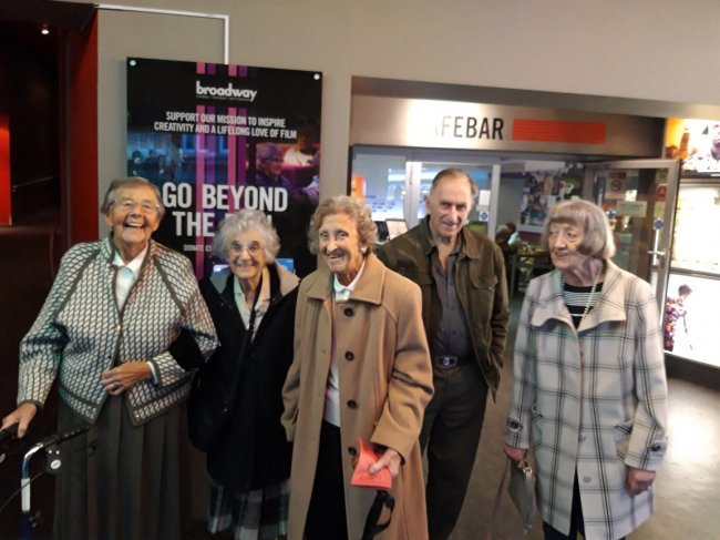 Leawood Manor in Nottingham have been keeping busy from an extra special collaborating with the University of Nottingham, to trips out to the cinema.