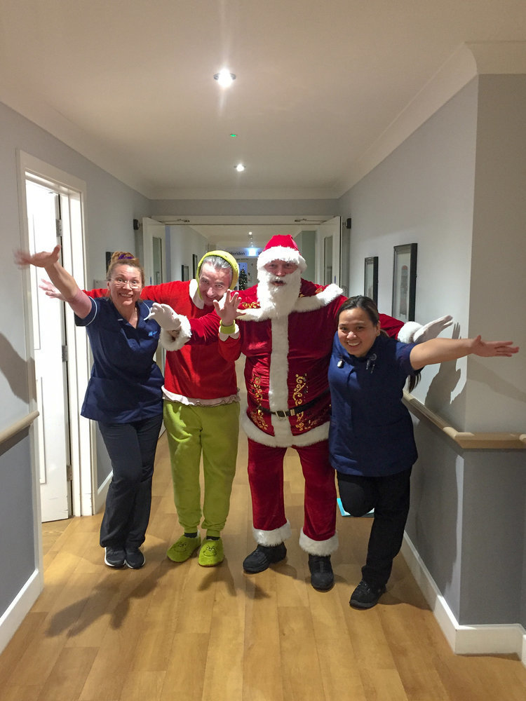 Chelmunds Court feeling festive following amazing Christmas Fete