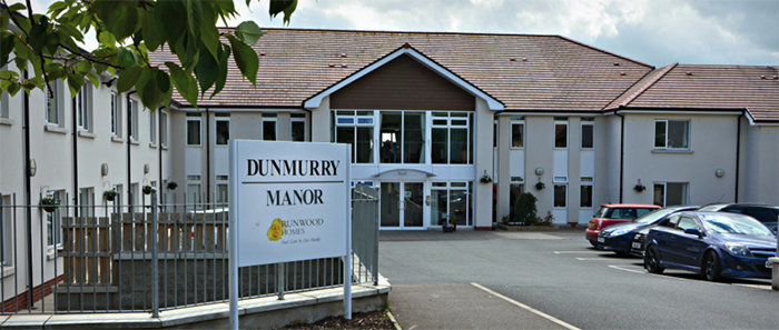 Dunmurry Manor's Manager forms part of new Care initiative with South Eastern Trust