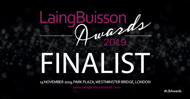 Runwood Homes voted Finalists for three Laing Buisson Awards!