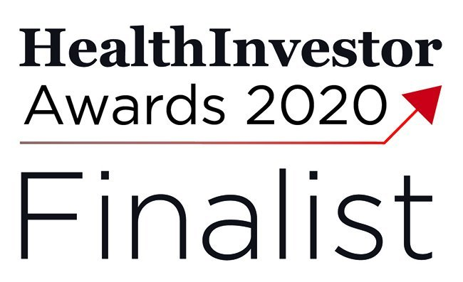 Runwood Homes named as a Finalist in the HealthInvestor UK Awards 2020