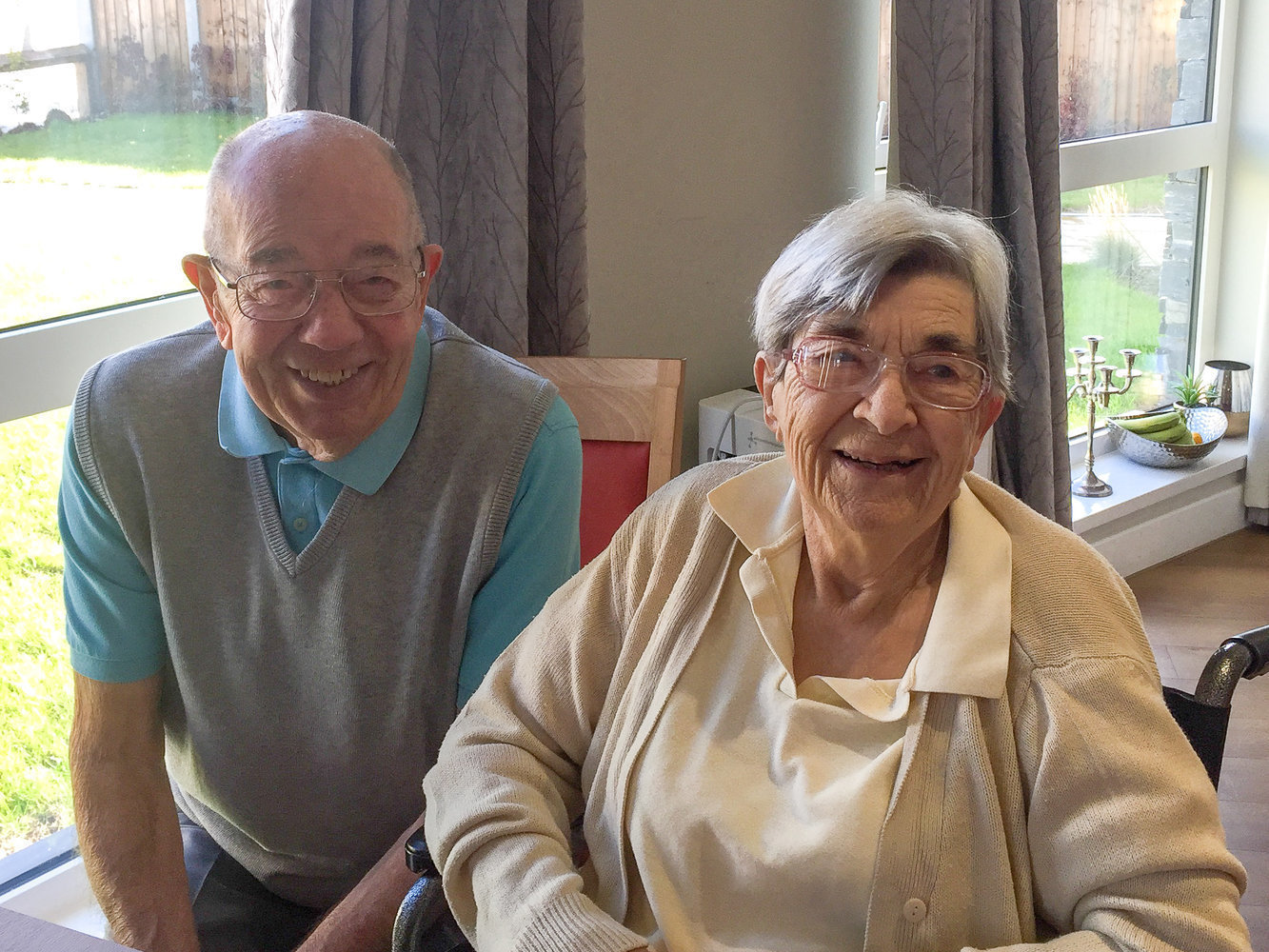 65th Wedding Anniversary at Chelmunds Court