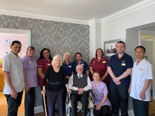 Kathryn Court awarded Top 20 Care Homes East of England 2020 status by Carehome.co.uk