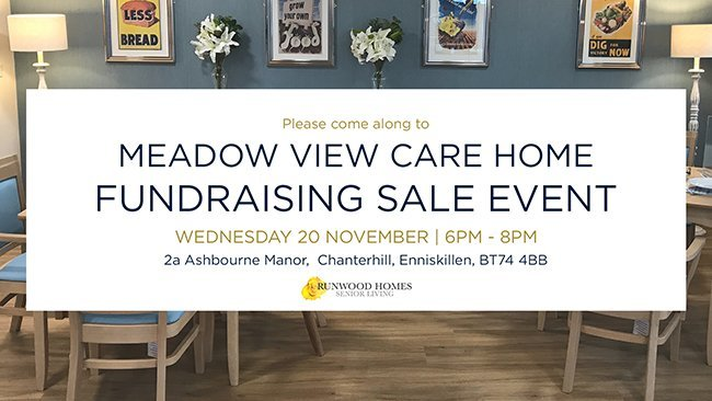 Meadow View is hosting an exciting Sale Event on 20 November from 6pm-8pm.