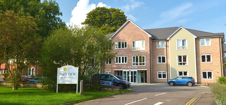 Park View care home celebrates improved Care Quality Commission rating