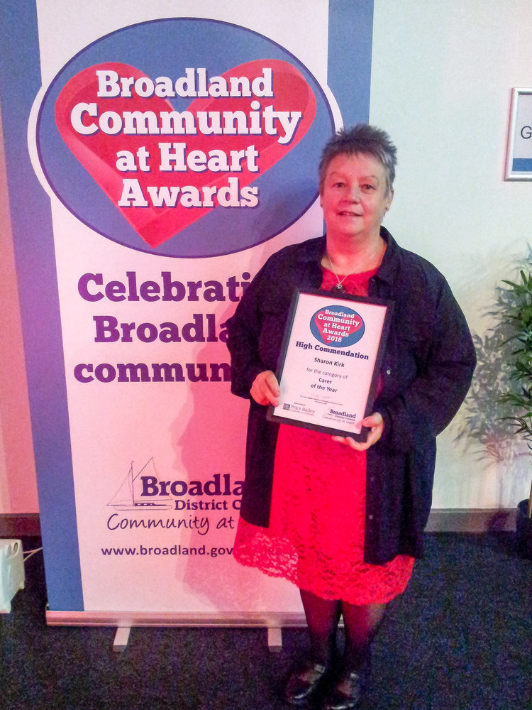 The Mill House scoops Carer of the Year Award