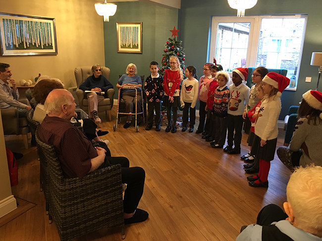 Silvanna Court Christmas Activities and Outings