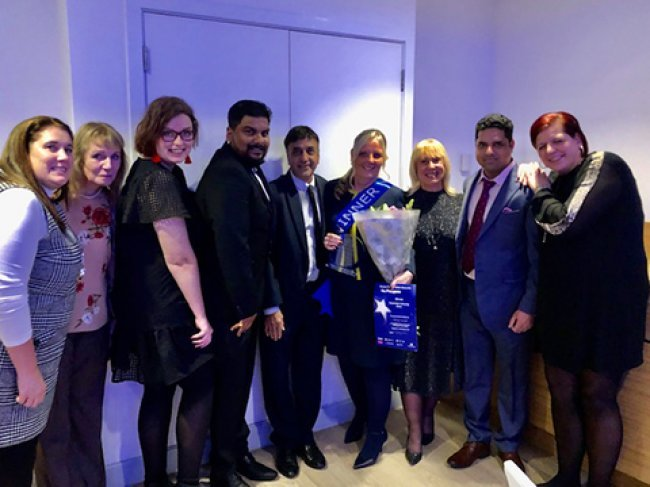 Runwood Homes celebrates success at Essex Care Sector Awards 2019