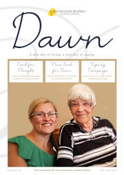Dawn Magazine - Issue 27 Cover