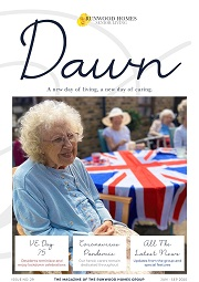 Dawn Magazine - Issue 29 Cover