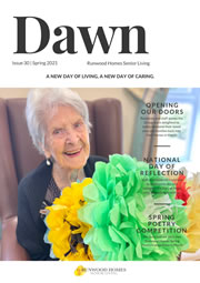 Dawn Magazine - Issue 30 Cover