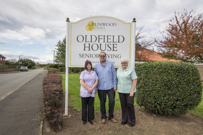 Oldfield House
