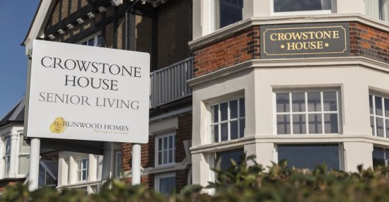 Crowstone House residents befriending other residents