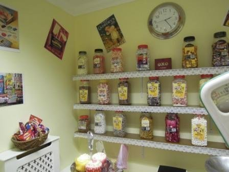 As part of our Life approach this old fashioned sweet shop will rekindle memories of days gone by