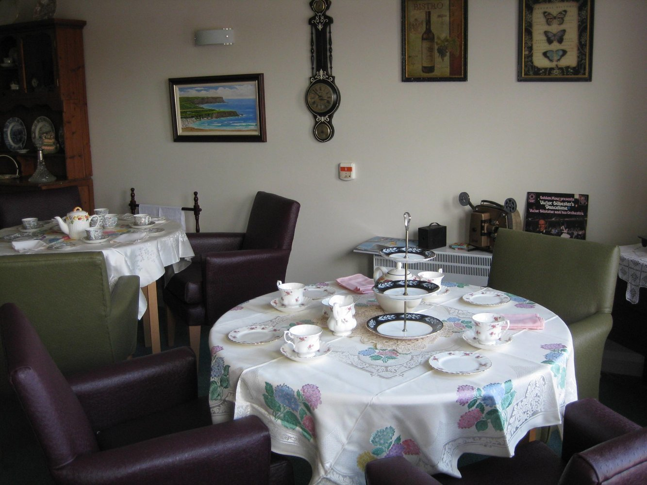 Madelayne Court's Tea Room