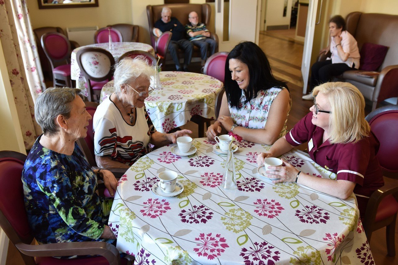 Choosing A Care Home That Is Right For You